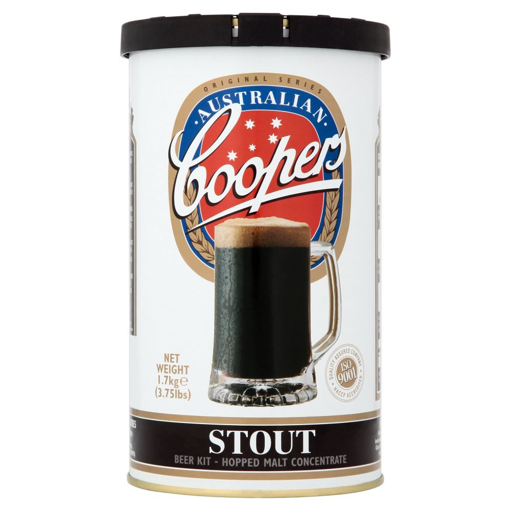 COOPERS ORG STOUT