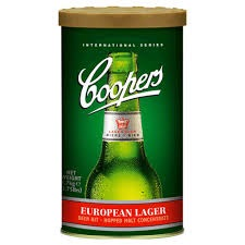 COOPERS INT EUROPEAN LAGER