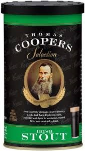 COOPERS TC IRISH STOUT